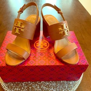 Tory Burch Everly 65MM Sandal Calf Leather